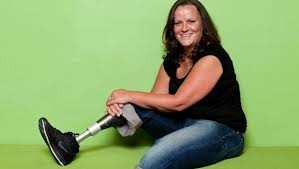 """""""I will always say I was one of the lucky ones that day…I survived. I don't know how I survived. I've been living my life ever since."""" Martine Wright, who lost her legs in the 7/7 bombings, went on to win a place in the TEAM GB Paralympics sitting volleyball squad.    http://ohgirliamintrouble.tumblr.com"""