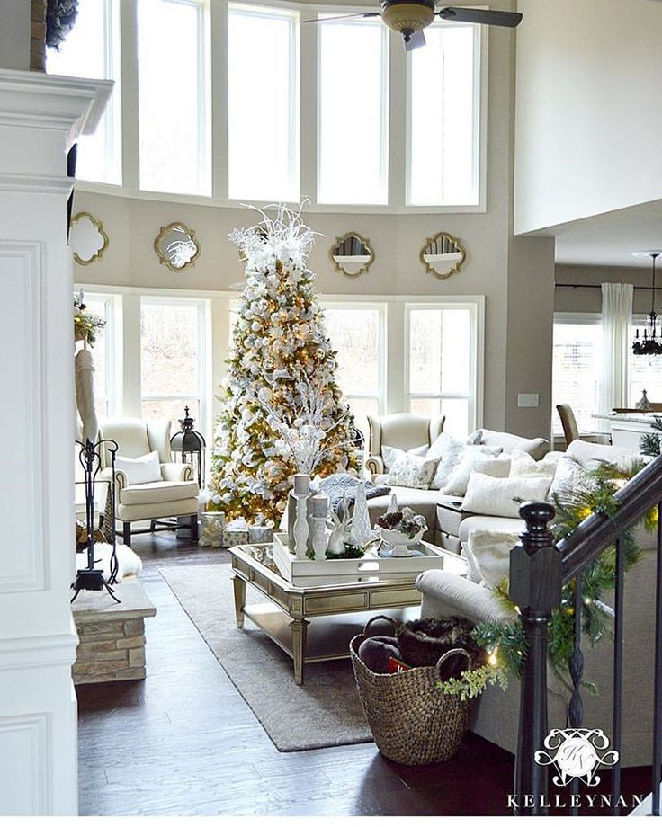 "Home Decor Inspiration On Instagram: ""How's The Christmas"
