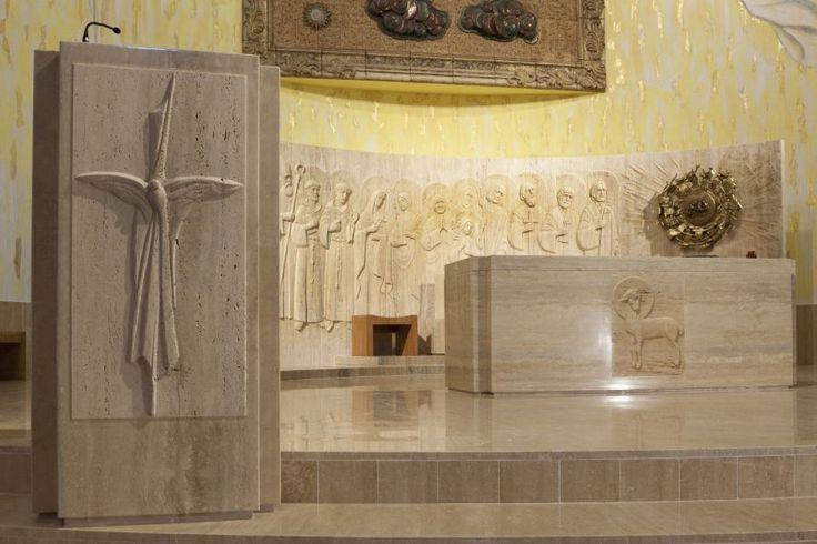 Progetto Arte Poli - Opere e arredo sacro
