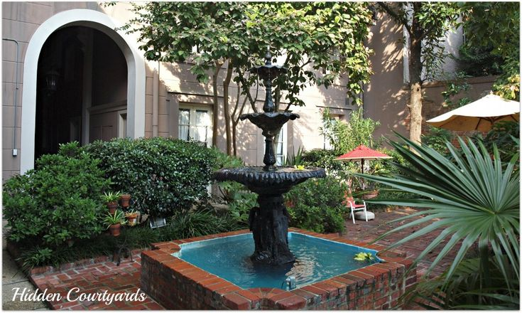 24 Best Images About Courtyards On Pinterest