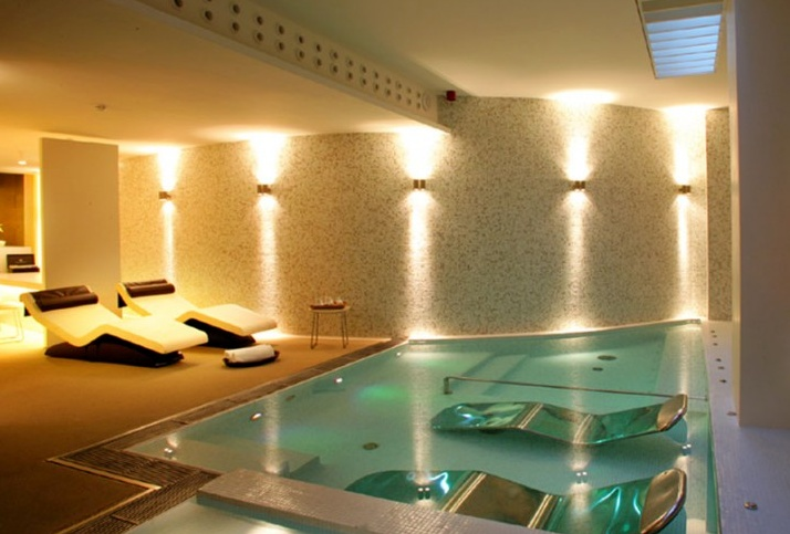 19 best pampering images on pinterest luxury hotels spa Barcelona hotel with indoor swimming pool