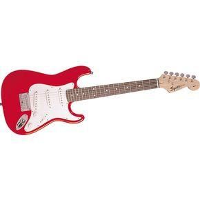 Squier Stratocaster Red (without Pickups) | Reverb