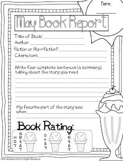 Already written book reports