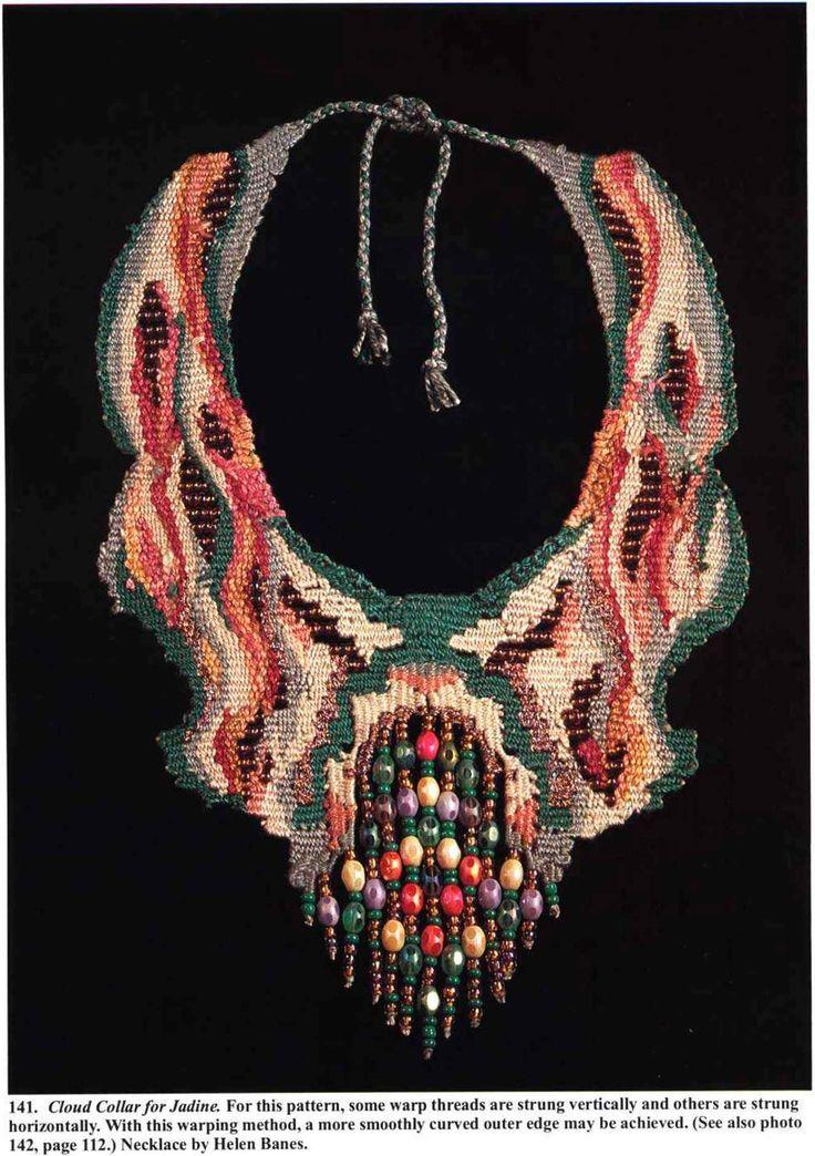 African Bead Designs - Fiber Jewelry - Beading Magazine