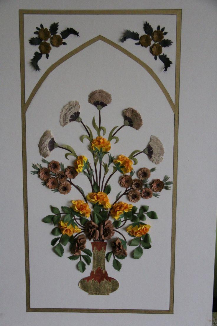 Yemiş odası...kaatı Eser: Gülnur Bayraktar