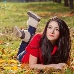 Alina - Sedinta foto de toamna