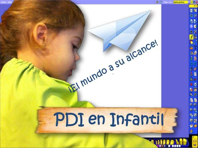 PDI en el Primer Ciclo de Educación Infantil