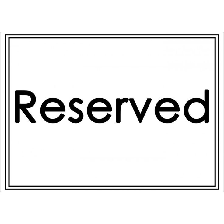 reserved - Google Search