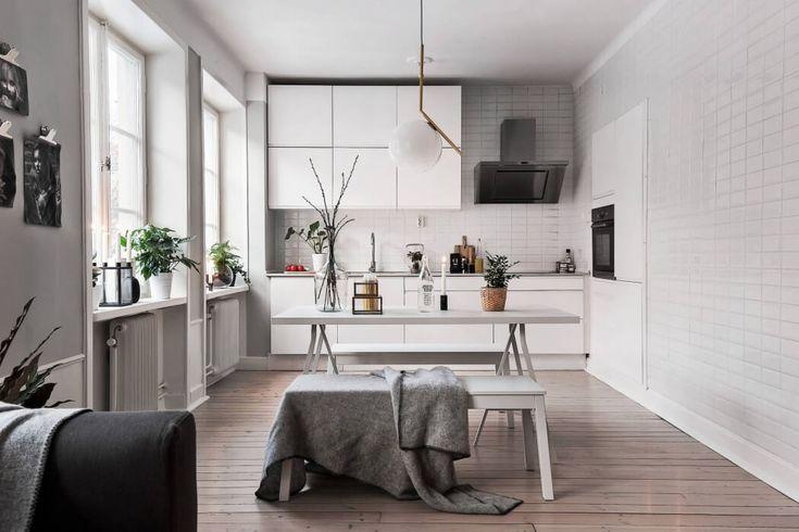 I.De.A: Apartment in Stockholm