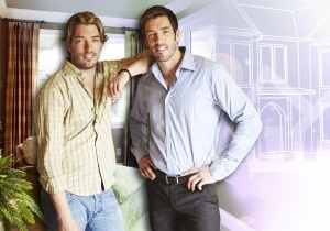 LOTS TO LOVE ABOUT- HGTV's Property Brothers features Drew and Jonathan Scott.