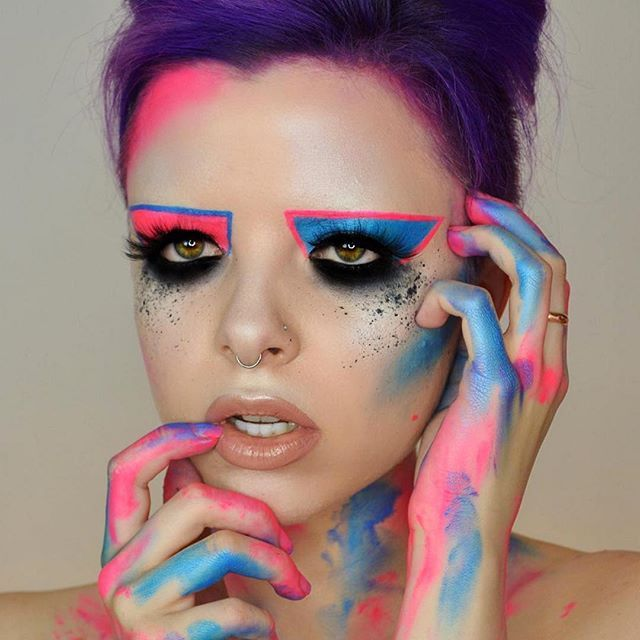 Is @kimberleymargarita_ a makeup God? More: http://blog.furlesscosmetics.com/colour-creep/