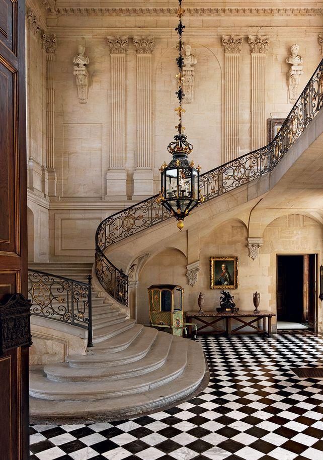 ♔ Château d'Anet ~ Anet Eure et Loire. ..rh