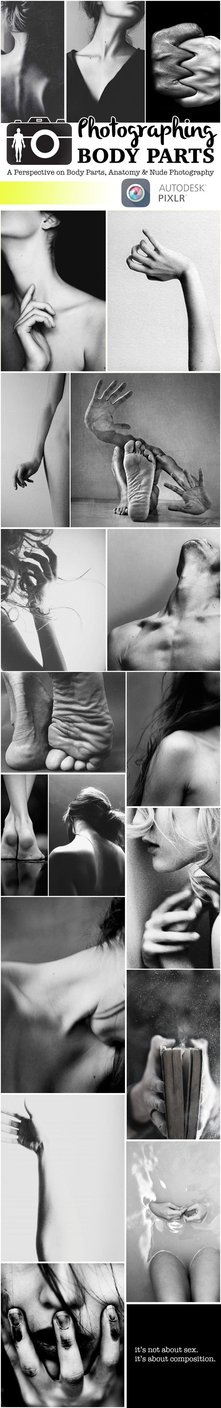 Photos of body parts can be sexy. Or boring and everyday, depending on the editing choices you make. Body parts can be more impactful than a facial portrait when composition and lighting are the key factors in your final cut. Facial segments, hands, feet, necklines, backlines, navel dips — any and all fragments of the human …