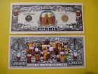 BEER Oktoberfest $1000000 One Million Dollar Bill:…