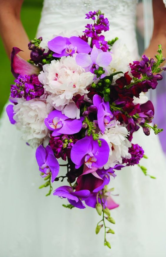 Wedding bouquet idea; Via Black Swan Country Club