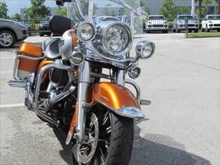 Gorgeous Harley Davidson RoadKing Available At Porsche Of Fort Myers!