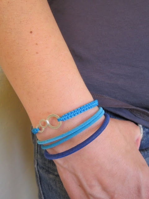 Blue Summer Jewelry - {Product Review}