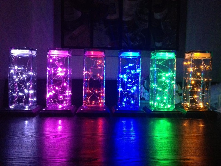 14 best DIY with LEDs images on Pinterest Architecture, Led string lights and Fairy lights