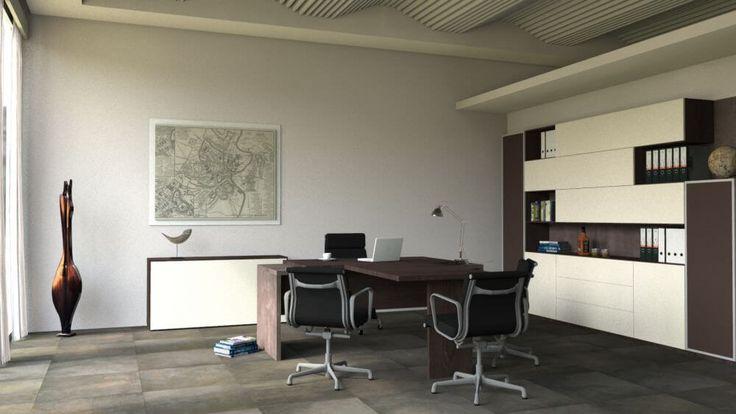 Luxusná kancelária pre vedúcich pracovníkov
