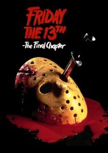 Friday The 13th: The Final Chapter original poster