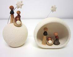 Resultado de imagen de belenes de ceramica