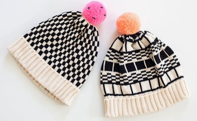 Black & White Hats