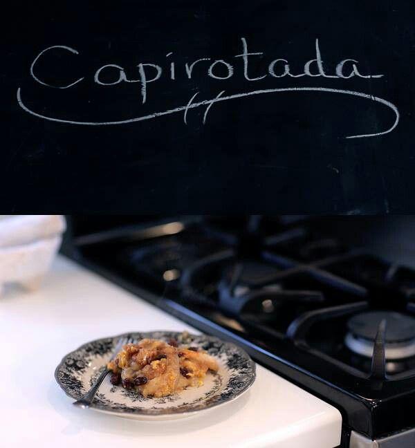 Capirotada | Food | Pinterest