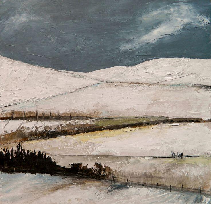 ''Winter Scene'' Louise O'Hara