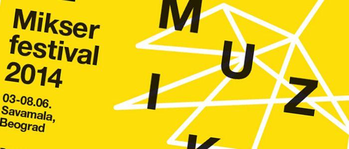 Program muzičkog festivala 2014