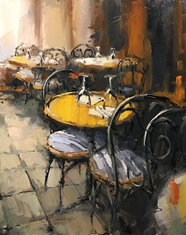 cafe parisino