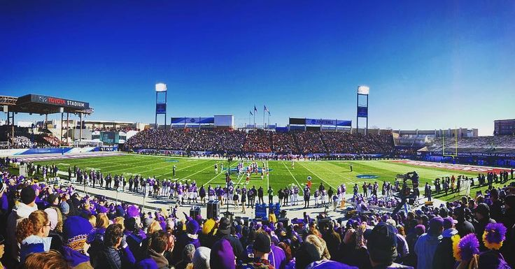 You can find an amazing FCS experience & watch Championship level football at James Madison's Stadium! Thanks @mghardgrove!  #SuperTailgate #tailgate #tailgating #win #letsgo #gameday #travel #adventure #stadium #party #sport #ESPN #jersey #sports #league #SportsNews #score #love #football #FCS #CollegeFootball