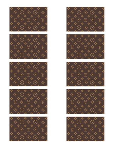 *Louie Vuitton Monogram 1 1/4 Size Rolling Papers