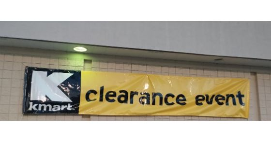 Huge Kmart Clearance Event Going on this Week!