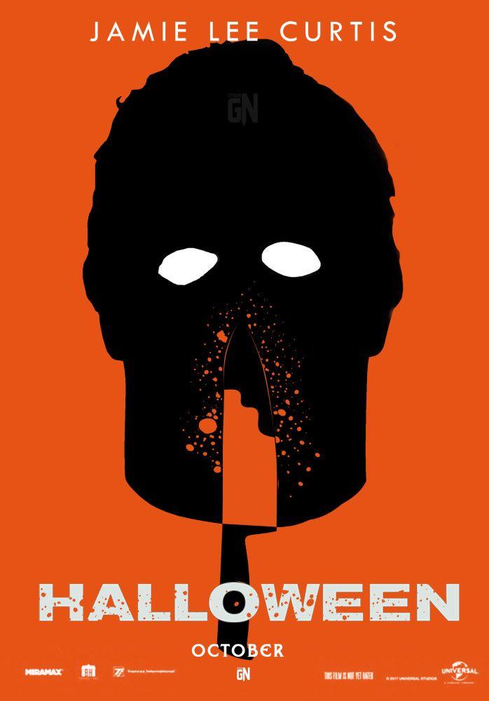Halloween 2018 Fan Poster.Poster Halloween Film 2018 Halloween 2018 Fan Posters In
