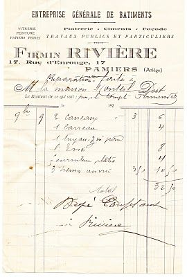 Internal Control Over Cash Receipts Pdf  Best Vintage Printables Images On Pinterest  Free  Unpaid Invoices Pdf with American Depositary Receipts Definition Excel Gorgeous French Ephemera Image  Old Invoice Mac And Cheese Receipt Pdf
