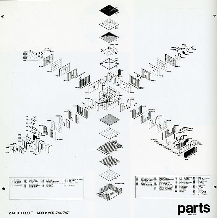 Morphosis. GA Houses. 9 1981: 158