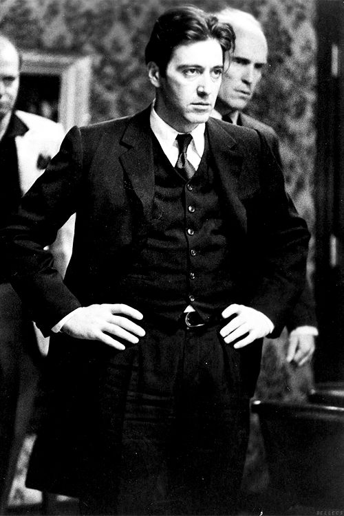 Al Pacino, the godfather part.II (1974)