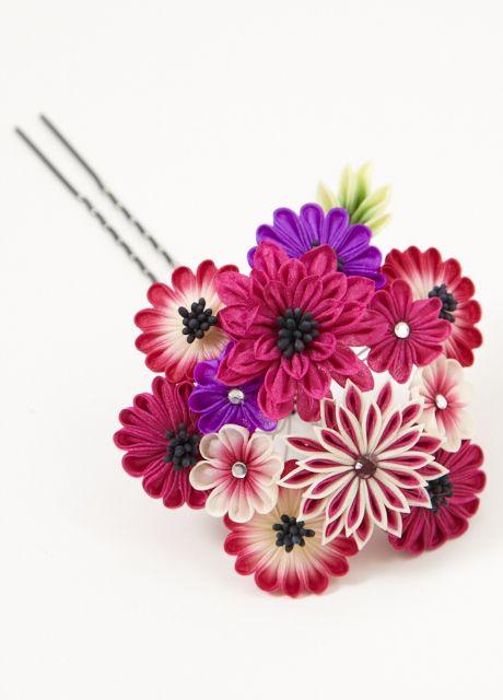 【楽天市場】花かごかんざし:ふりふ