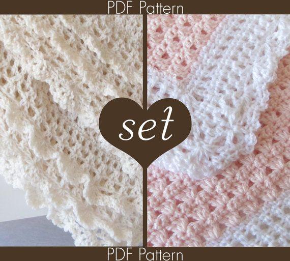 Crochet PATTERN SET - ...