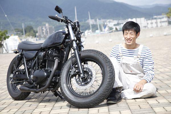 A Beard(ビアード)   広島のカスタムバイクショップ(カスタム車両製作、オリジナルカスタムパーツ製作)