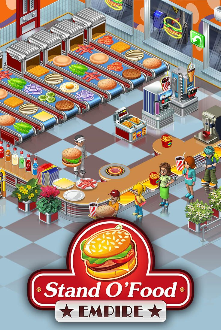 Now available on iPad, this free-to-play burger bonanza is a unique blend of time management, city building and strategy gameplay. Grow your burger-flipping business step-by-step by improving your offerings, creating farms and factories to supply you and adding thoughtful decorations. Don't forget to check out upgrades that maximize profits and enhance the customer experience! Play now: https://itunes.apple.com/app/id672707752?mt=8!