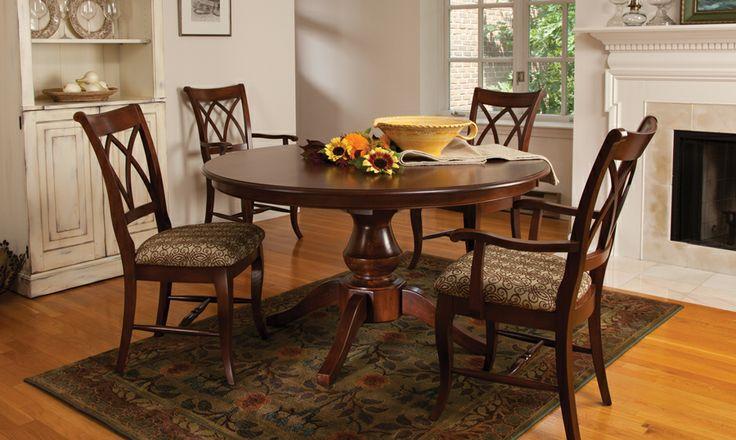 Saloom Woodstock Dining Table Made In America