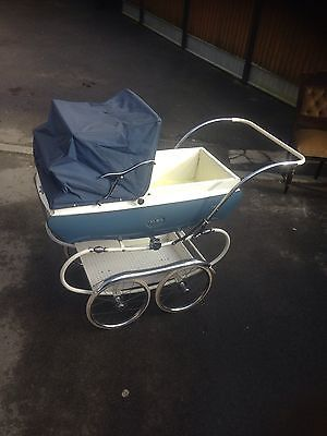 Vintage Pram By Pedigree 50s Era Coach Built Body Vgc | eBay