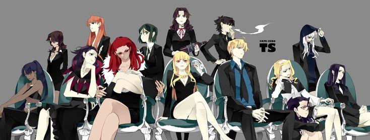 Tags: Fanart, Saber (Fate/stay night), Pixiv, Emiya Kiritsugu, Gilgamesh, Fate/zero, Waver Velvet, Matou Kariya, Tohsaka Tokiomi, Rider (Fate/zero), Kotomine Kirei, Lancer (Fate/zero), Assassin (Fate/zero), Berserker (Fate/zero), Caster (Fate/zero), Kayneth Archibald El-Melloi, Uryuu Ryuunosuke, Rozer, Fanart From Pixiv