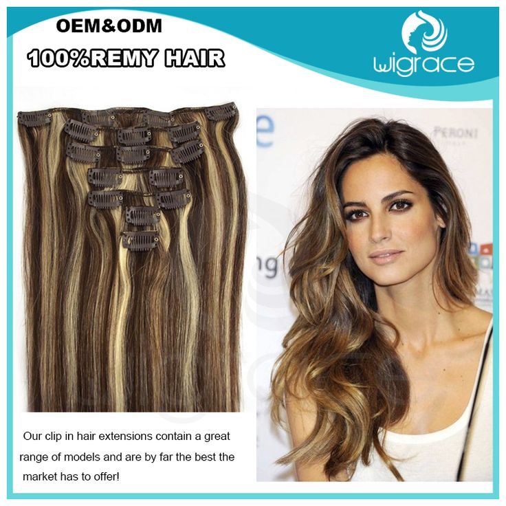 8 Best Beautiful Wigrace Clip In Hair Extension Images On Pinterest