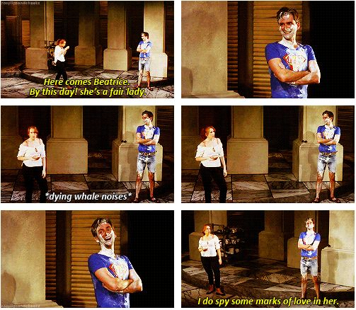 What was the essay question for the 2008 much ado about nothing sats?