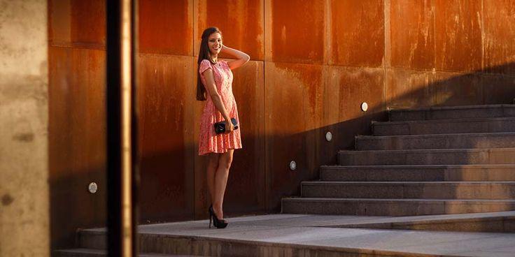 O rochie de vara, pentru o zi cu mult soare :D! #dress #SePoartaPerDonna.