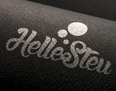 """HelleSteu Logo"" http://be.net/gallery/34254247/HelleSteu-Logo"