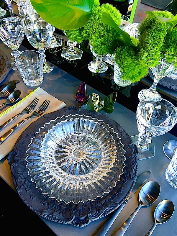 Baccarat at DIFFA Dining by Design