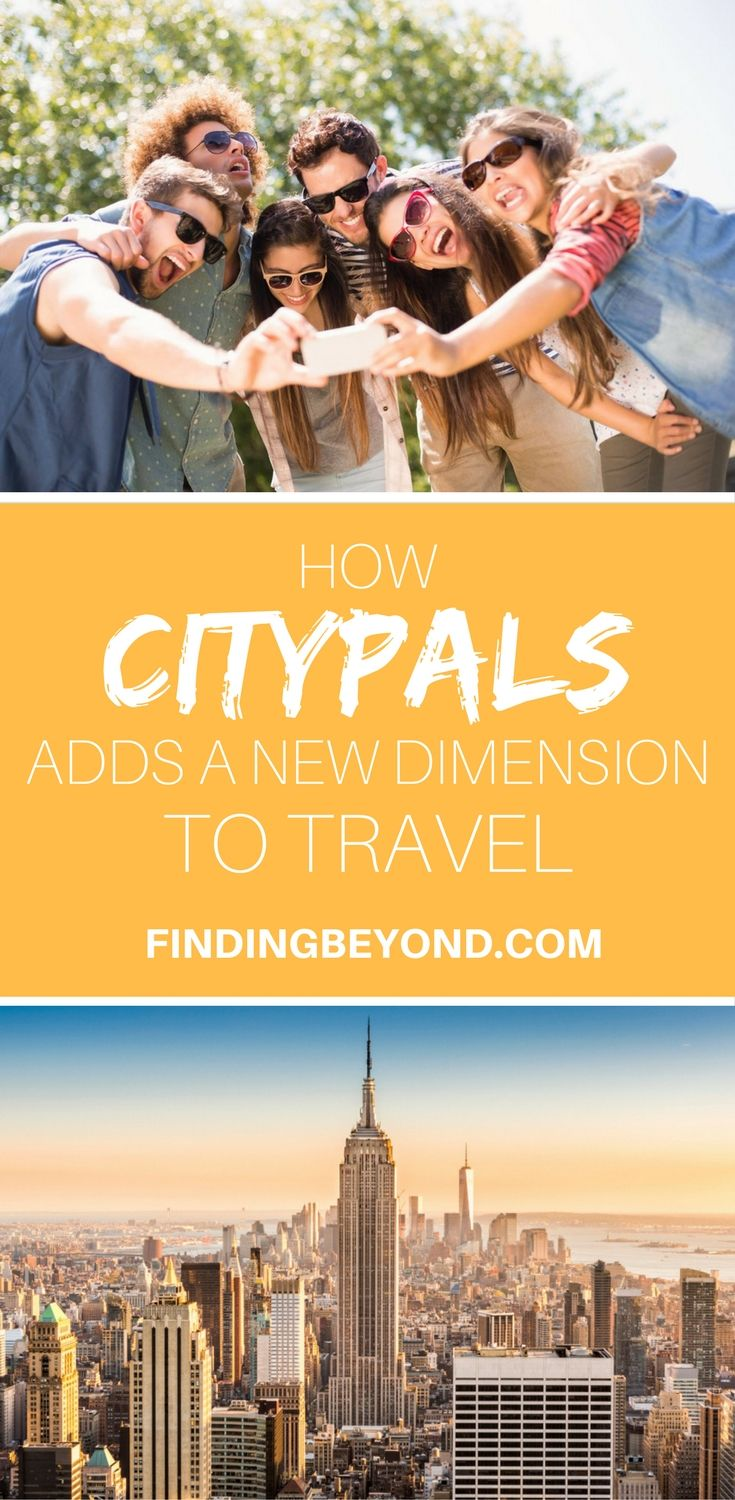 If you like visiting new cities and meeting new people, CityPals could help bring the two together. Read this article to find out how!   City Tours   Local Guides   Self Guided Tours   Solo Travellers   Making Friends on the road   meeting other Travellers   Local knowledge   Travel  